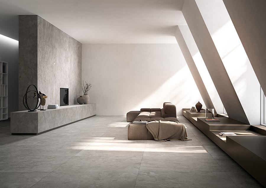 Monari ceramica arredo bagno ceramiche posa in opera collaborazioni progetti - Piastrelle maxi formato ...